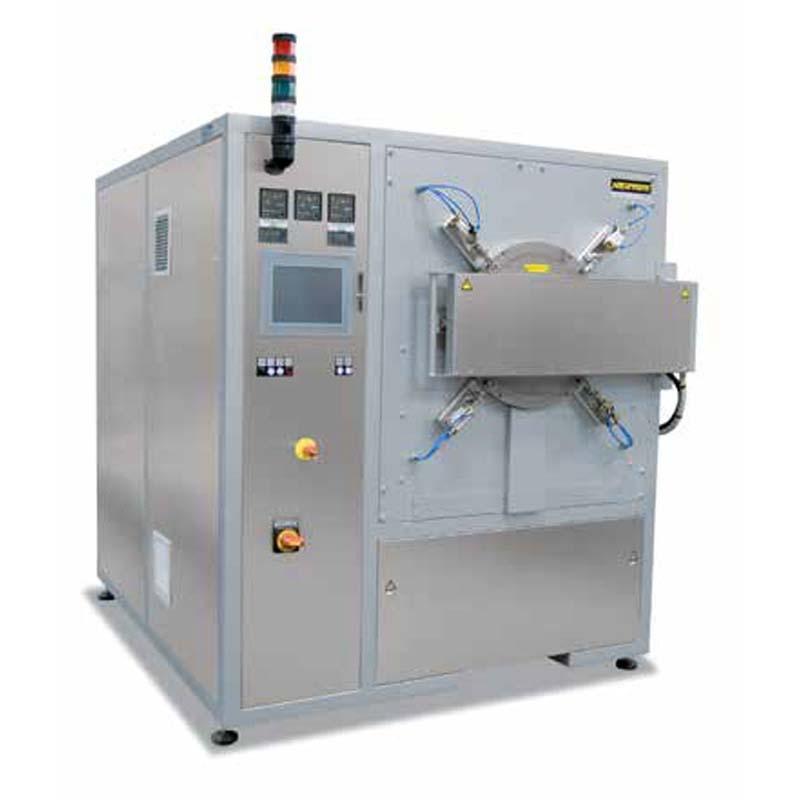 Chamber Retort Furnace, Gas