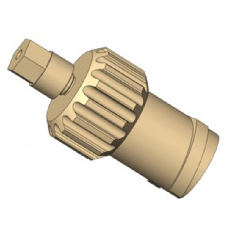 Luer-Lock Adapter Assembly