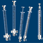 PTFE-Seals, Chemically Resistant Heavy Duty Syringes