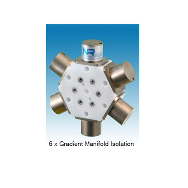 2 X Gradient Manifold Solenoid Valve