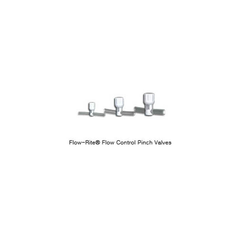 Flow-Rite Flow Control Pinch Valves
