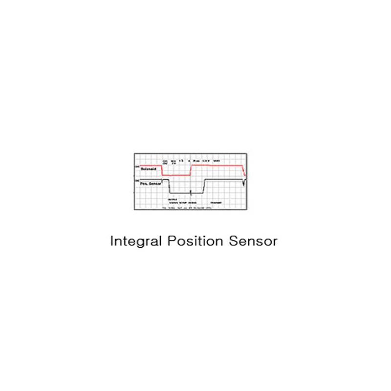 Integral Position Sensor