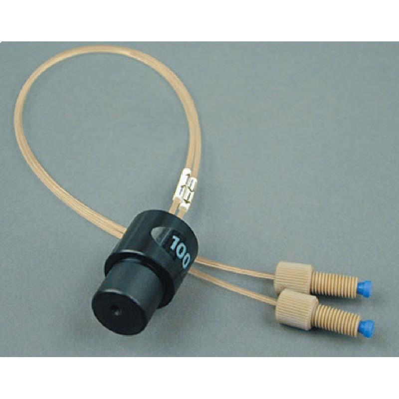 Ultra-Low Volume Back Pressure Regulators