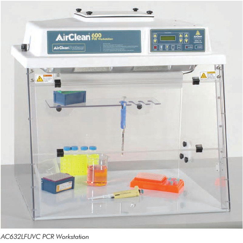 PCR Workstion