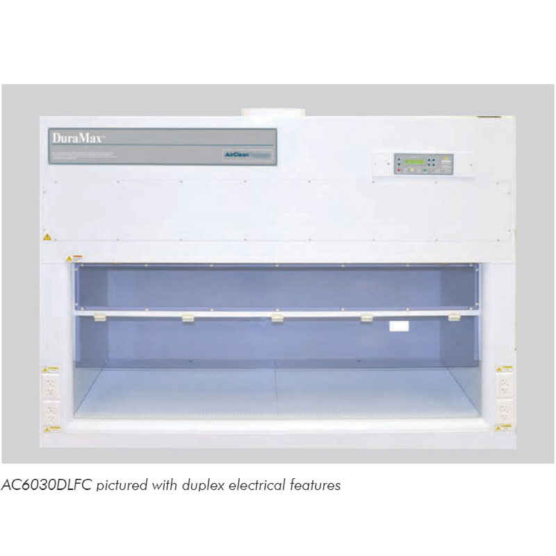 DuraMax™ HEPA-Filtered Vertical Laminar Flow
