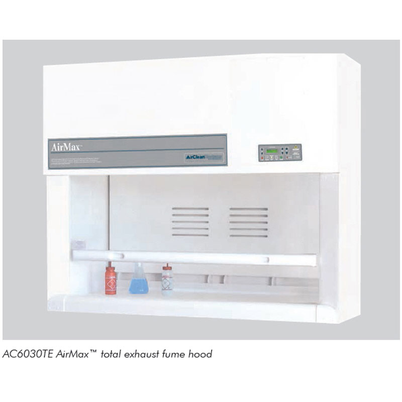 AirMax™ Total Exhaust Fume Hood