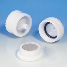25 Mm Easy Pressure Syringe Filter Holder , Delrin Plastic