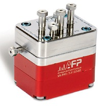 ANALYTICAL INSTRUMENTATION TIGHT SHUT-OFF DIAPHRAGM VALVES